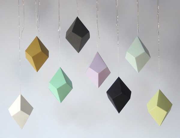 decoración geometrica