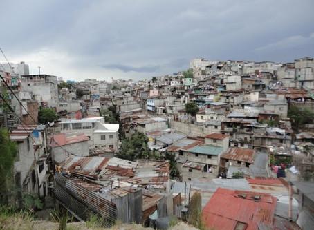 Asentamientos desde los ojos de un arquitecto