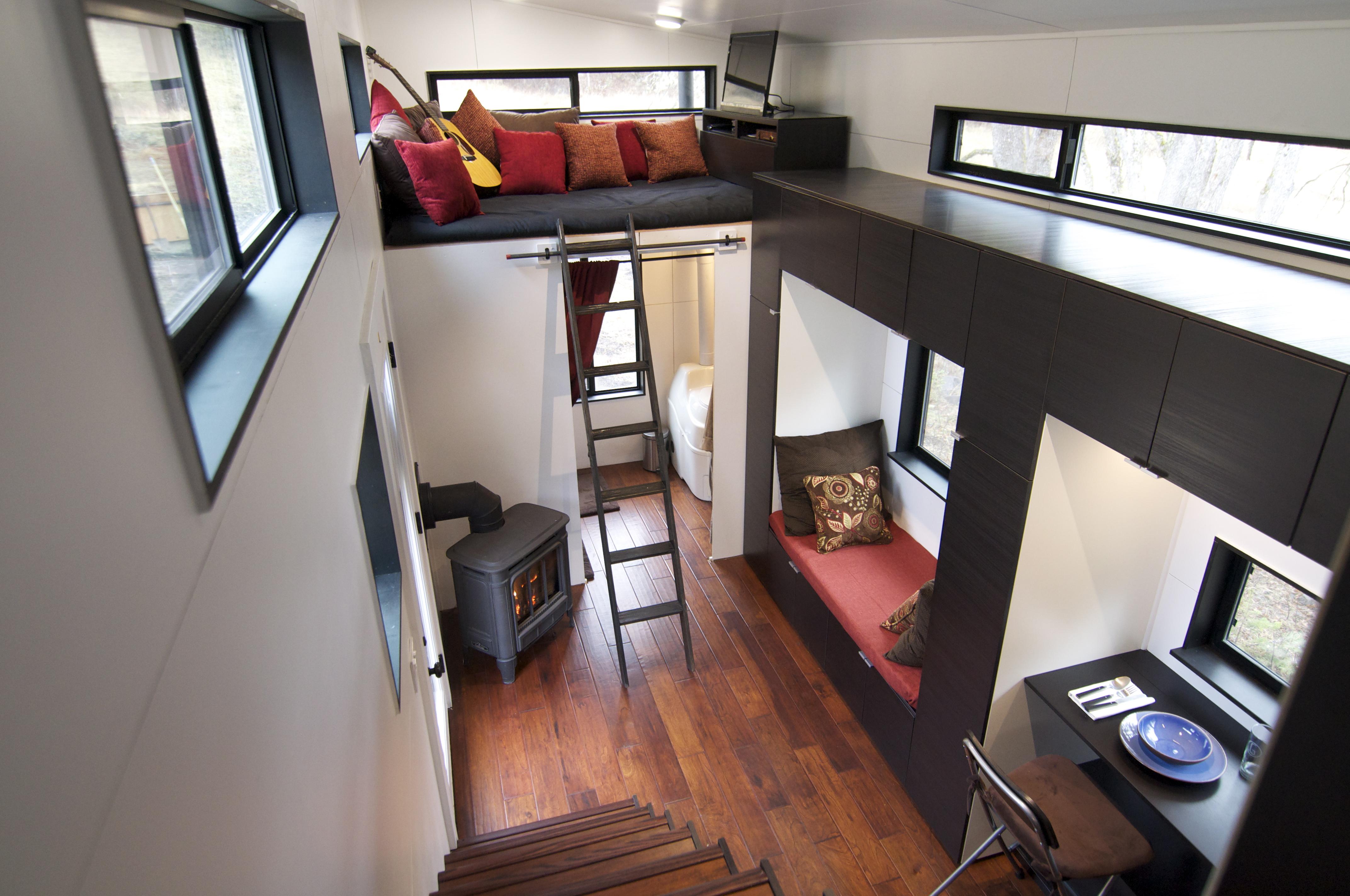 interior de casas pequeñas