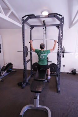 Lat Pull down perfection