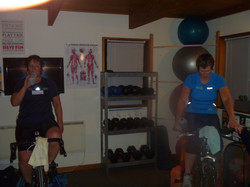 Wind Trainer session