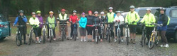 Mountain Bike ride McLeans