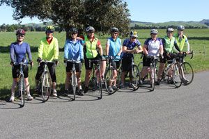Waipara fun day out ride