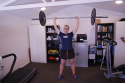 Great lifting for swim strength