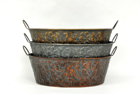 Precious Metal Dishgarden W/L