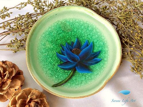Black Lotus Resin Art |  Magic the Gathering