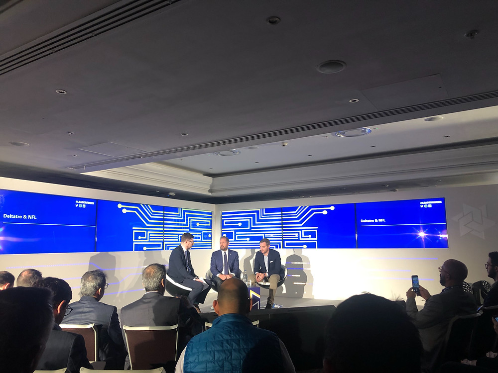 NFL and Deltatre discuss there centralised approach to digital