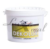 Dekorative Plaster | luxmal.lv | Dekolu Structure TG