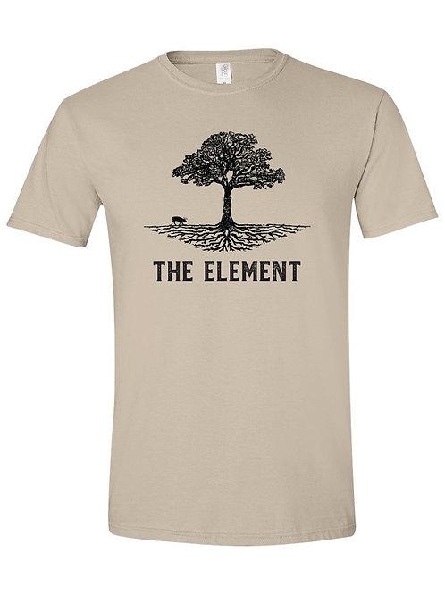 Element Tee (Sand)