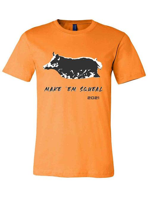 Make 'Em Squeal (Pig Hunt Shirt)