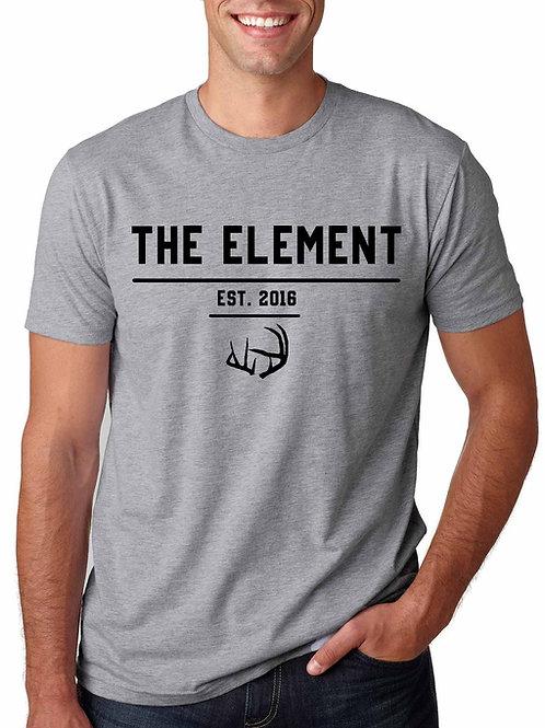 Grey College Shirt