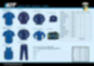 Merchandise Options and Pricing for Senior Squad at Lisburn Rugby Club