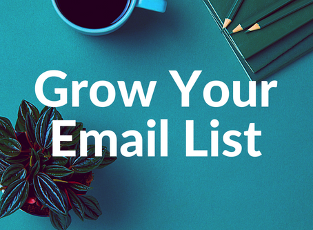 Grow Your Email List On Facebook