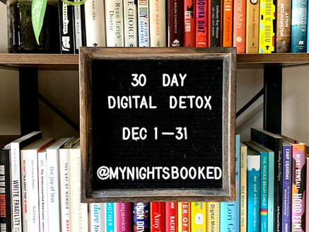 30-Day Digital Declutter: FOMO & screen time