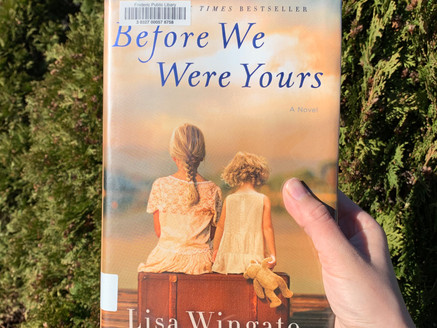When We Were Yours