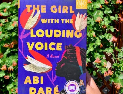 The Girl with the Louding Voice Author Q&A