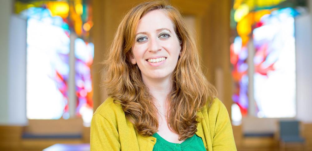 Rabbi Bronwen Mullin