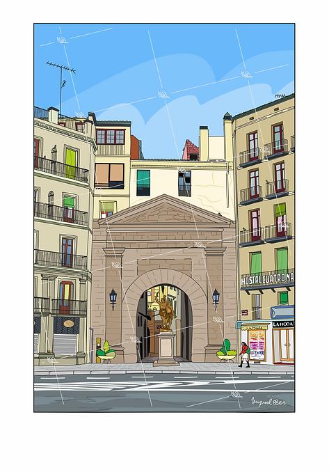 Indíbil y Mandoni - Lleida