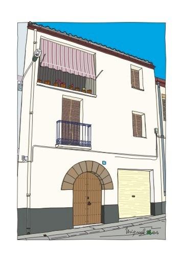 Casa de Bellaguarda
