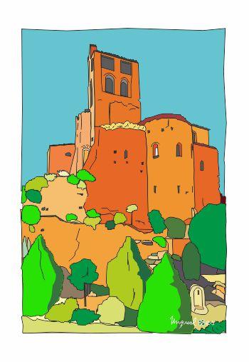 Colegiata de Ager (Lleida)