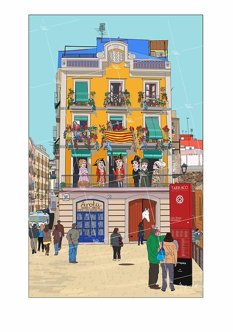 Plaza dels Sedassos de Tarragona.png