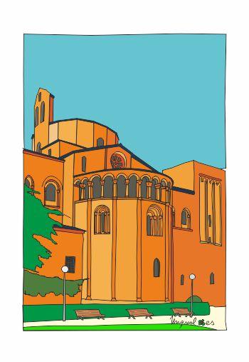 Catedral de la Seu d' Urgell