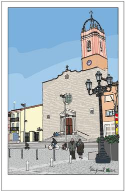 Iglesia de Almacellas