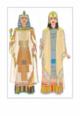 Gigantes Egipcios de Lleida
