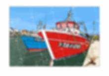 Barcas puerto de Cambrils