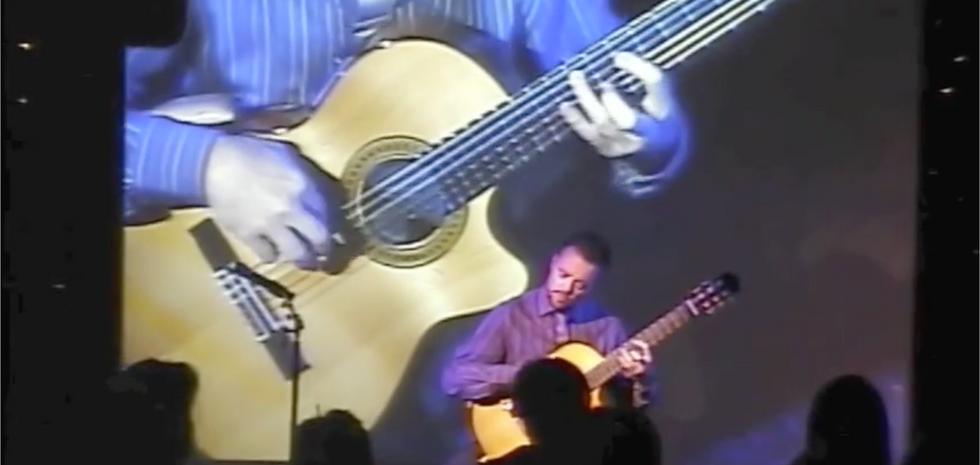 Metallica on Flamenco guitar!