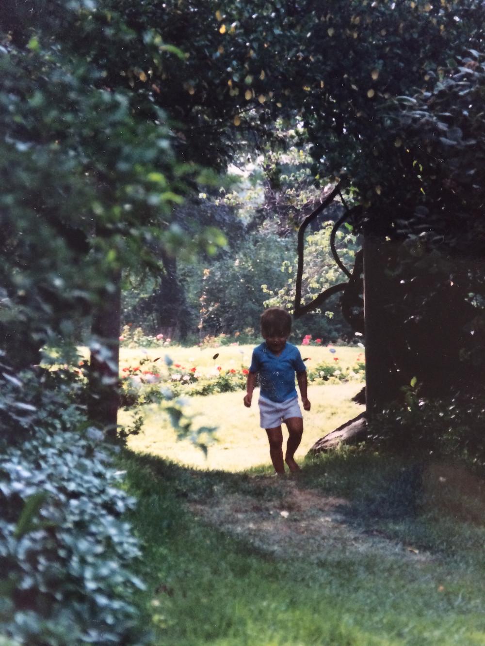 Andrew, 1988-ish.