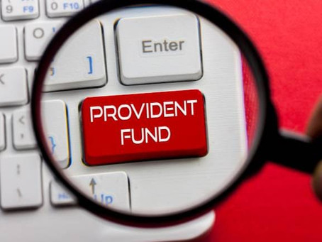 VPF - Voluntary Provident Fund