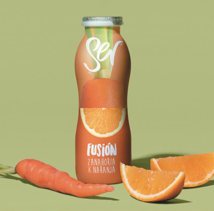 SER Carrot+Orange