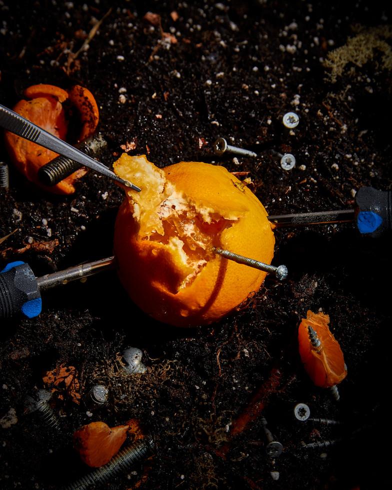 Screwdriving Oranges