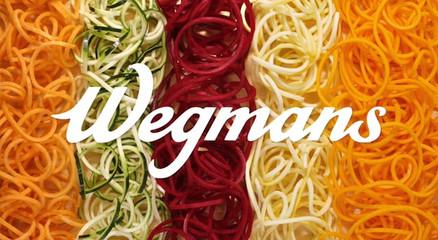 WEGMANS Food Art
