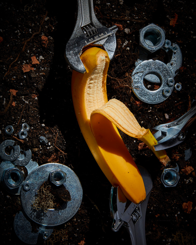 Monkey Wrenching Bananas