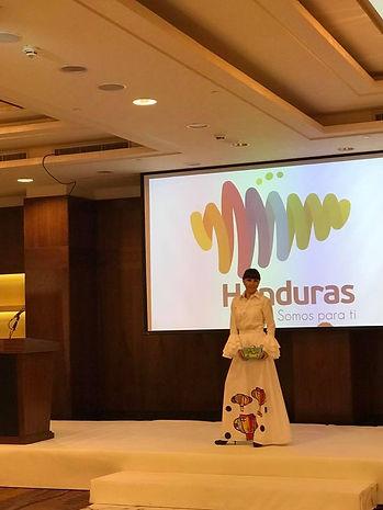 Honduran Designer Melissa Valencia