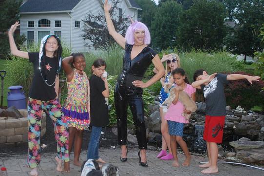 Drag Queen Kid's Party