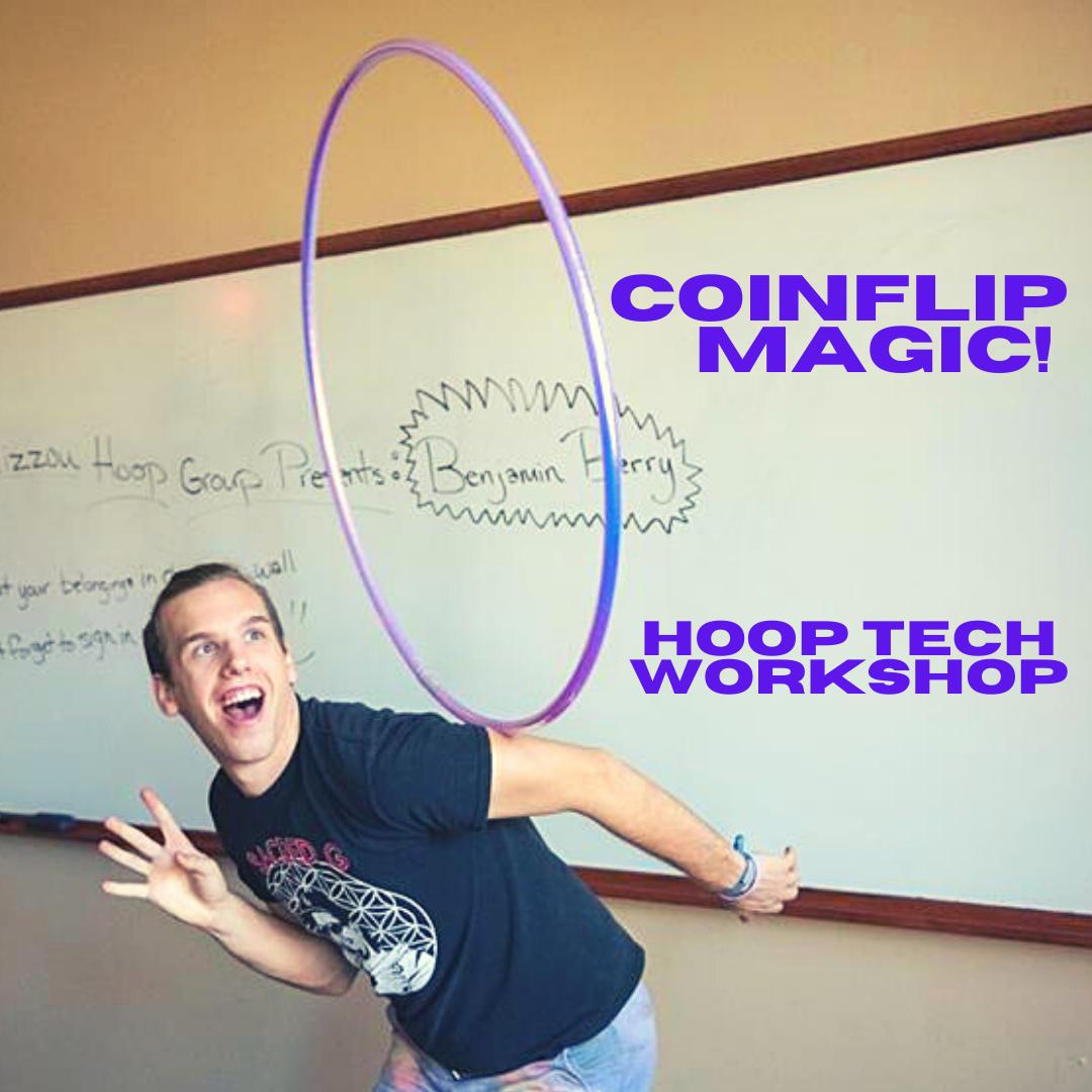 Coinflip Magic - Technique Workshop
