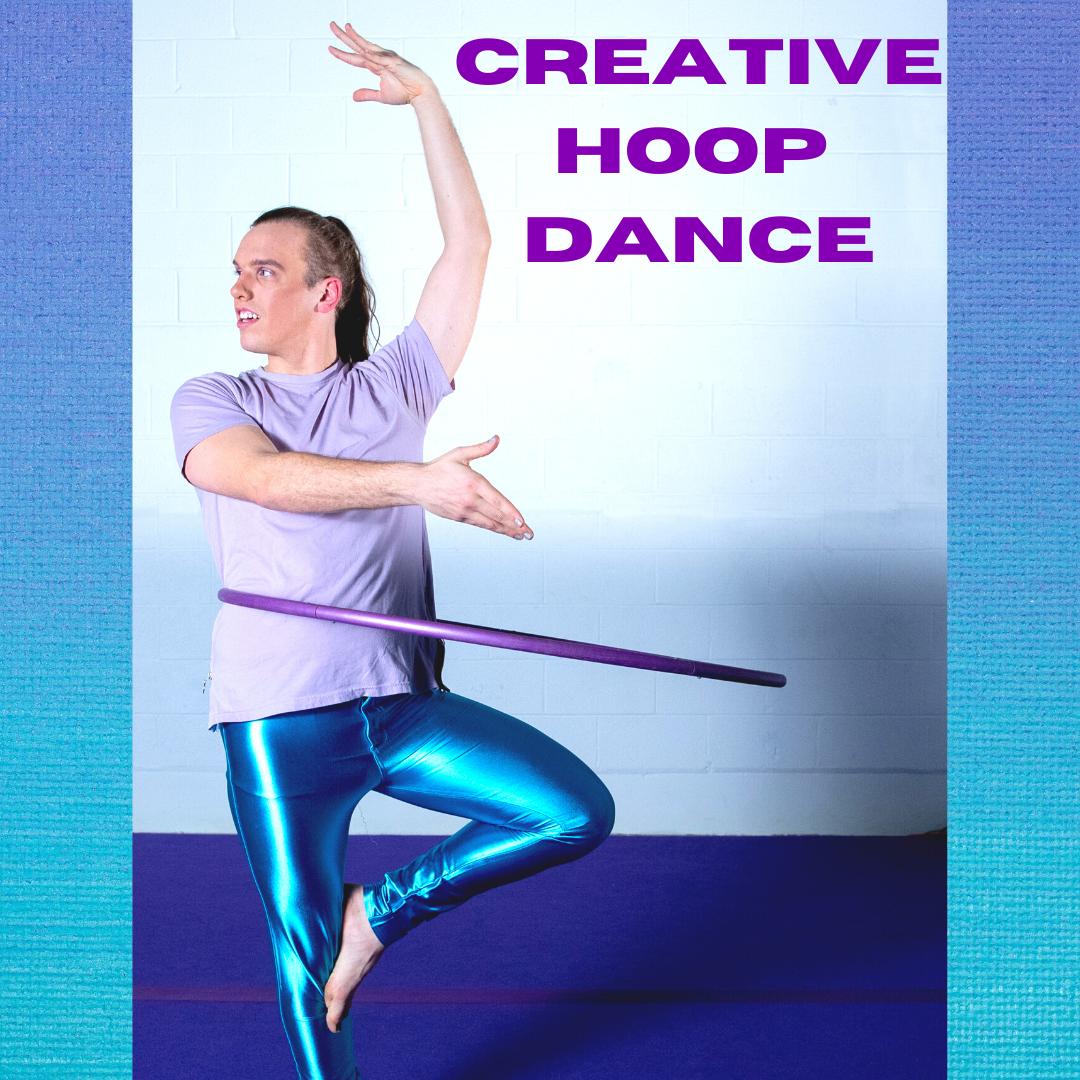 Creative Hoop Dance 8-Week Series