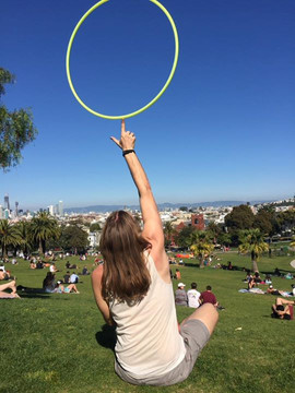 One of my favorite places in the world. Dolores Park, San Francisco.