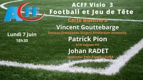 ACFF Visio 3  Football et Jeu de tête