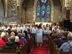 Usk choir