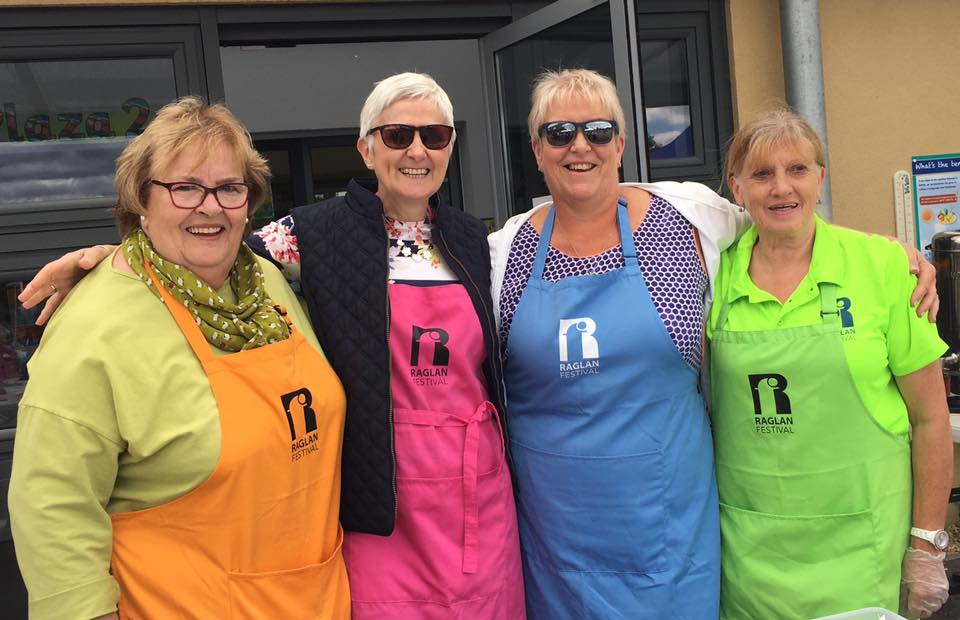 Apron ladies