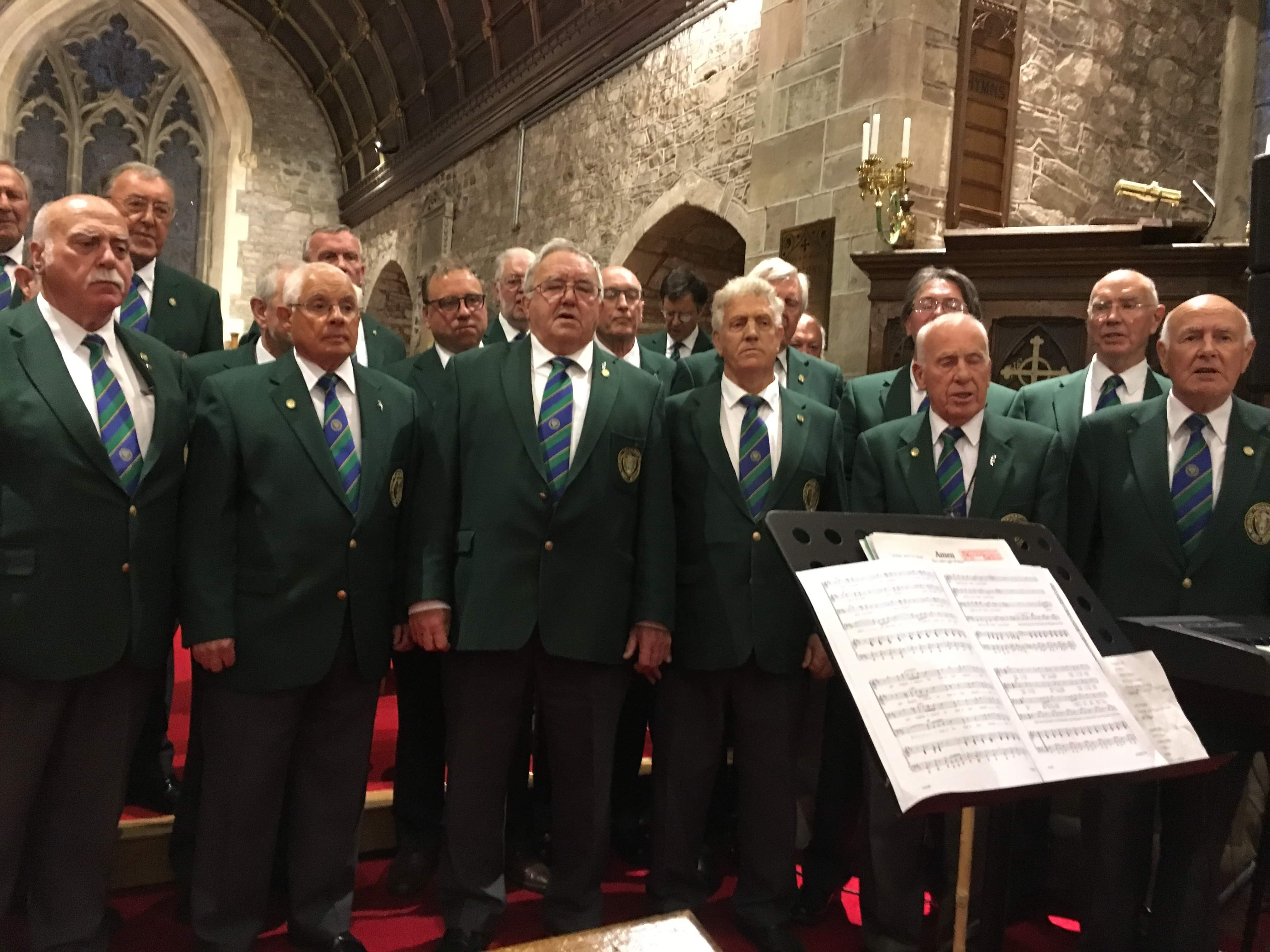 Talgarth Male Voice Choir