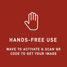 Hands free activation
