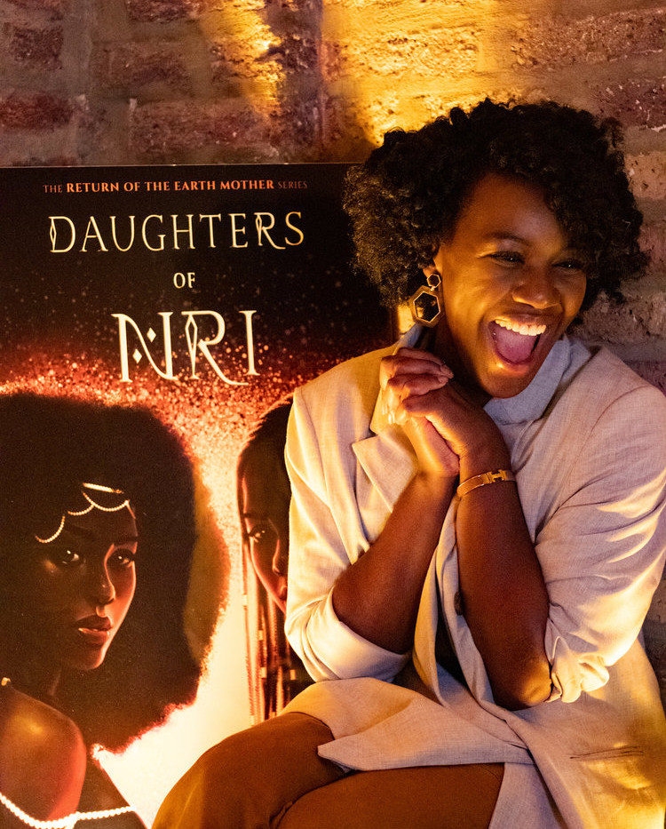 Daughters of Nri Cover Launch, March 2019
