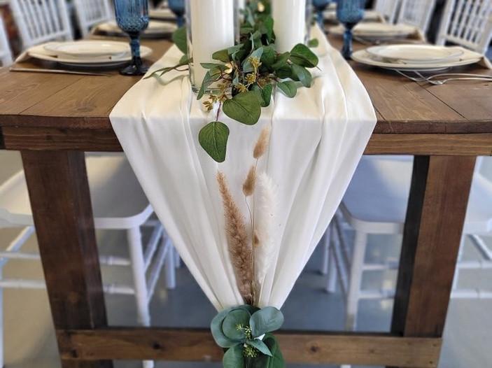 Farm Style Table Display