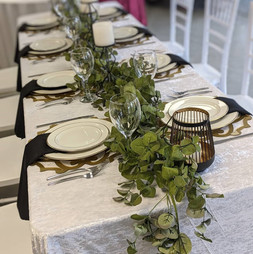 Guest Table Display