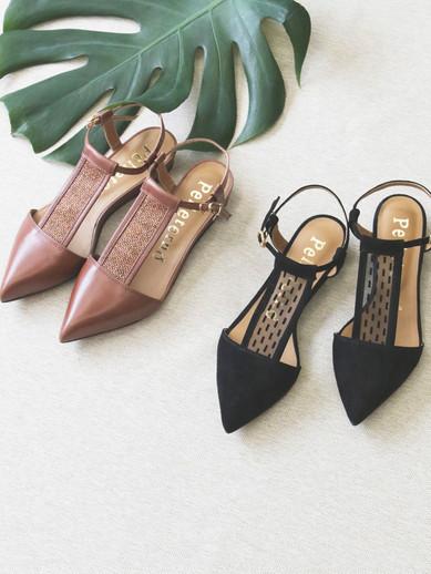 Art.no. TL-15 Heel: 1.5cm Color: Brown, Black Price: 28,000yen+TAX